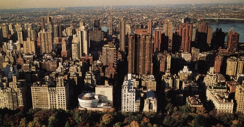 Museo Guggenheim Nueva York. Frank Lloyd Wright.