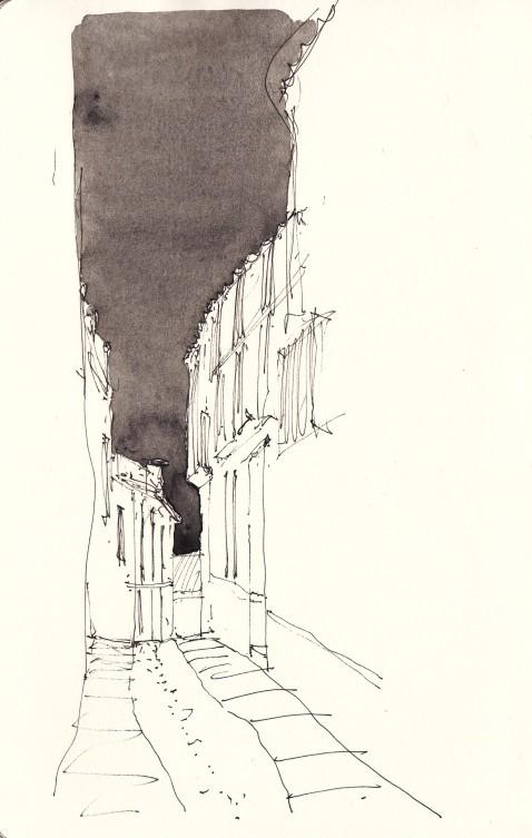 Calle Pompeyos, Córdoba