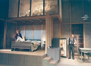 La Muerte de un viajante Arthur Miller Centro Dramático Nacional. Madrid, 2001