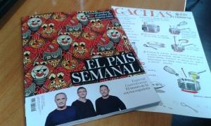El País Semanal portada